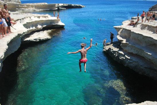 Malta un esperienza nell esperienza tintipatravels for Pool design malta