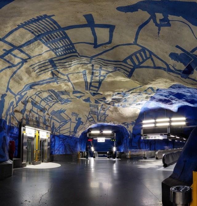 Stockholm Subway 1